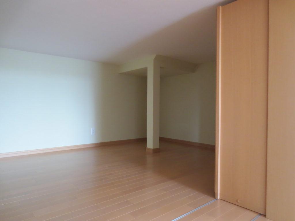 収納スペースを生かした快適空間イメージ画像